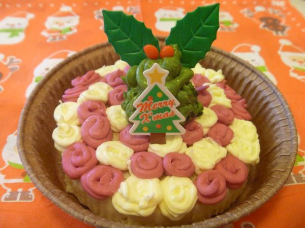クリスマスケーキの画像:2011年