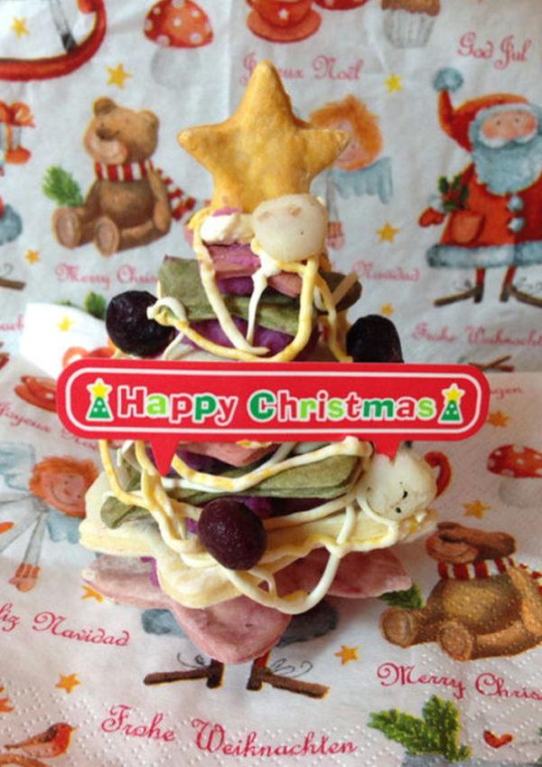 クリスマスケーキの画像:2013年